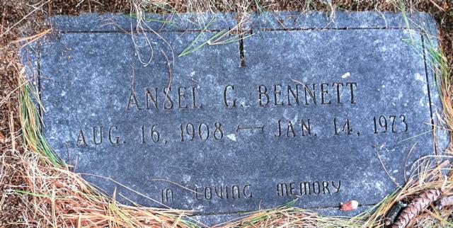 Ansel G Bennett