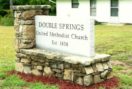 Double Springs Methodist Church Cemetery
