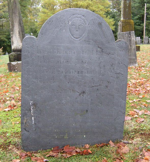 Maj John Arms, Jr