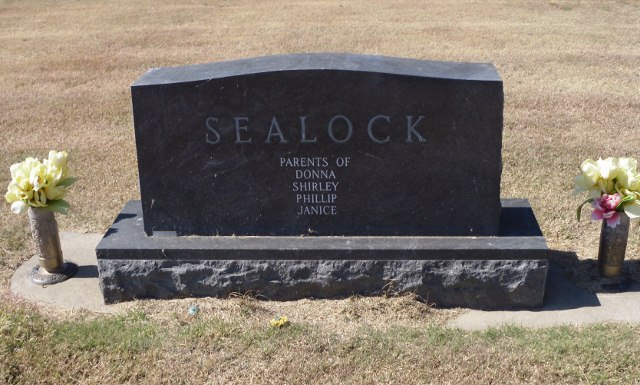 Vern Lester Cotton Sealock
