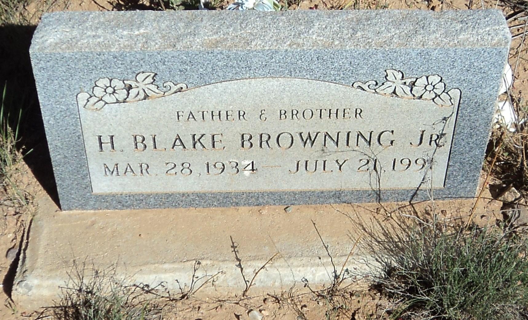 Homer Blake Browning, Jr