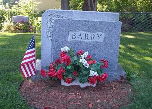 Christopher D. Barry
