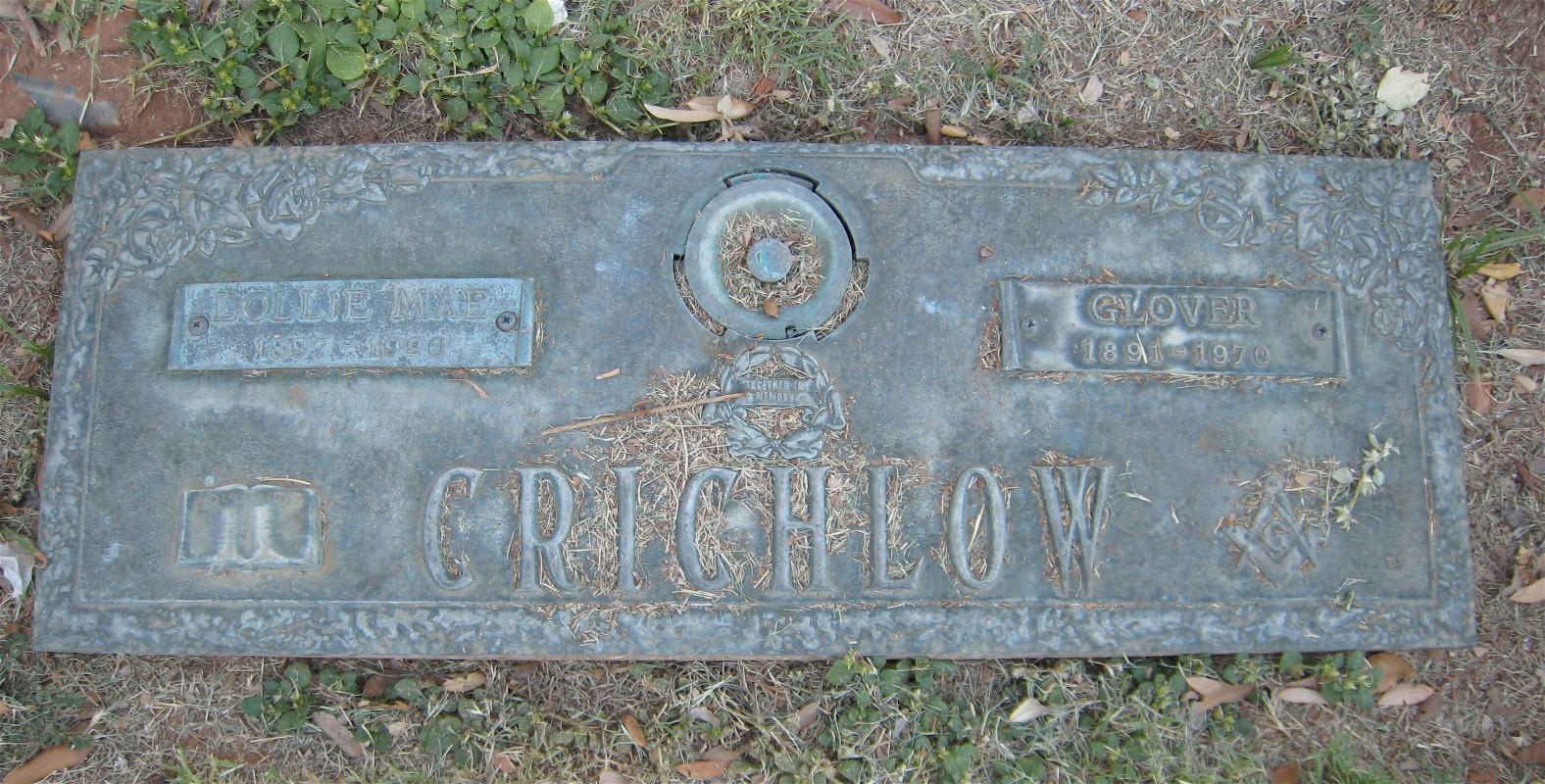 Glover Crichlow
