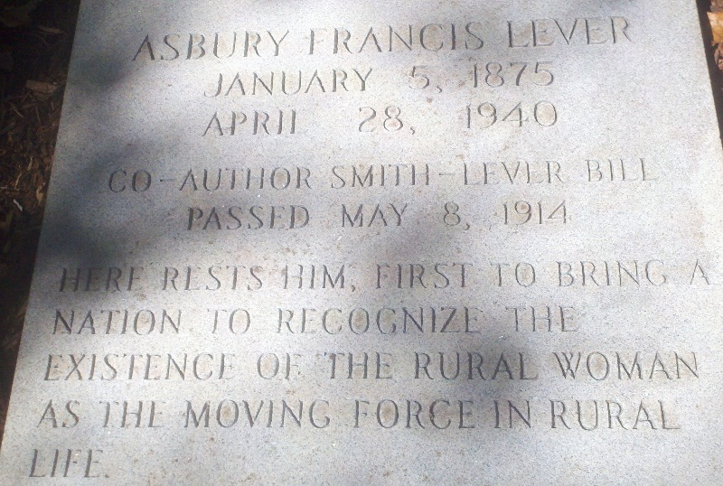Asbury Francis Lever