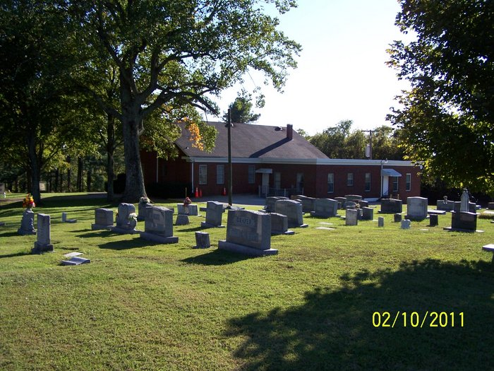 Ivy Point Church of Christ Cemetery