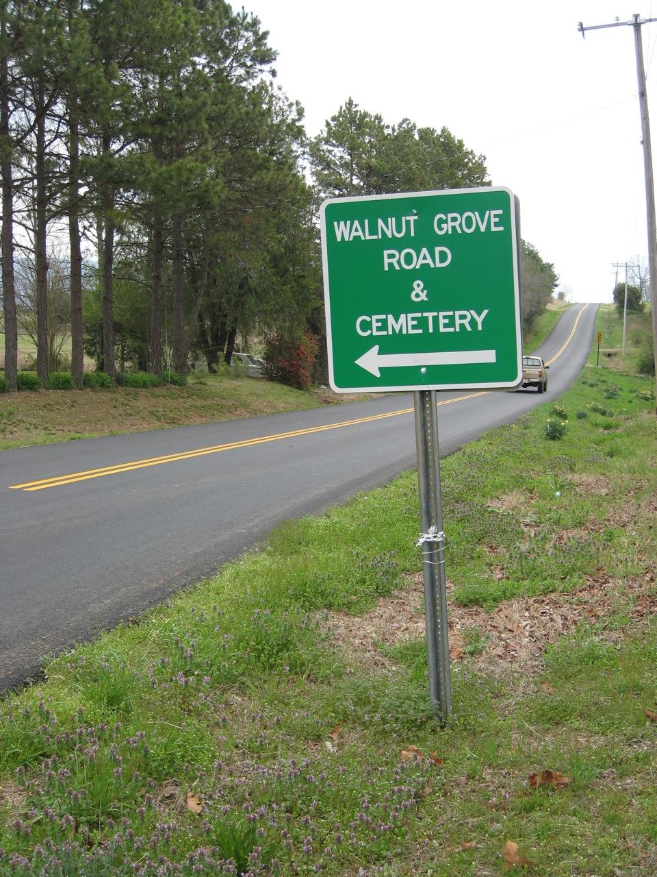 Walnut Grove Cemetery