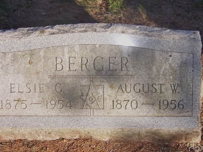 August W. Berger