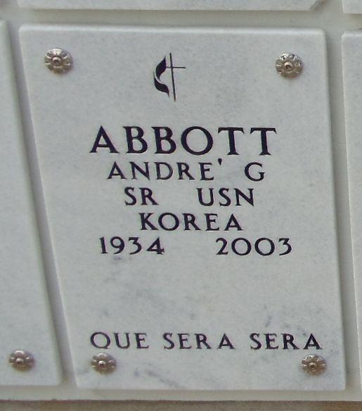 Andre Gene Abbott