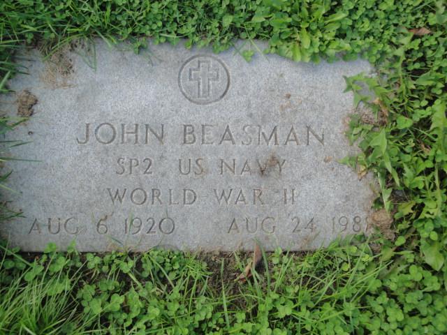 John G Beasman