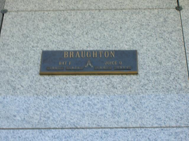 Ray Franklin Braughton