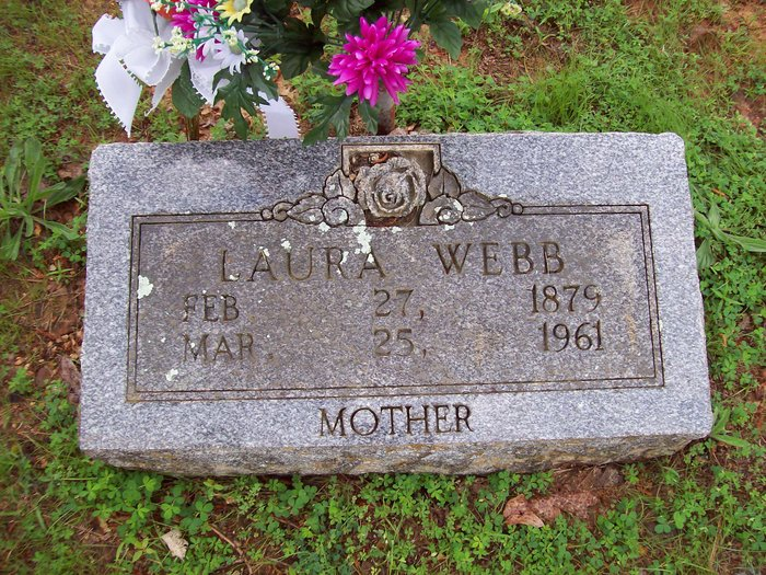 Laura Nancy <i>Nicholas Vincent</i> Webb