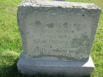 Emma Linwood <i>Paine</i> Bush
