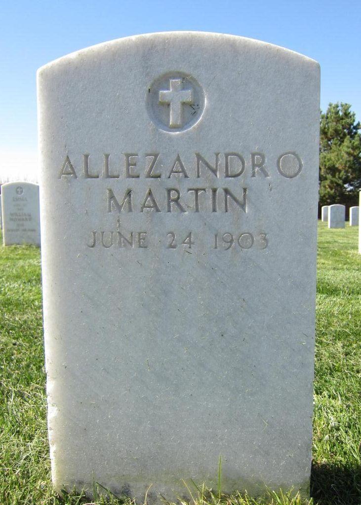 Allezandro Martin
