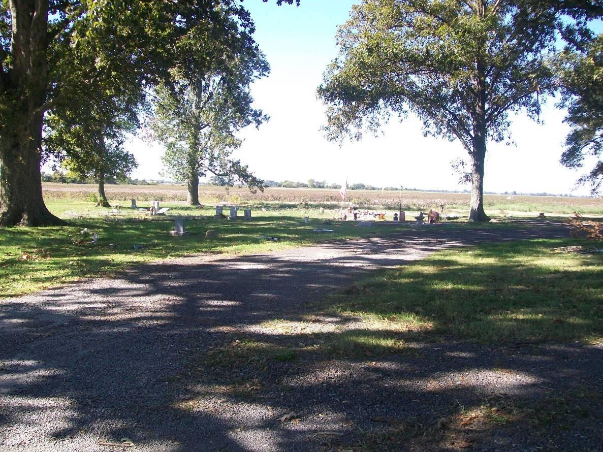 Sandy Ridge Cemetery