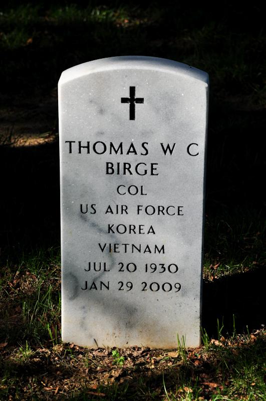 Thomas Washington Cooke Birge