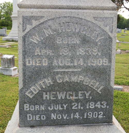 William Marion Hewgley