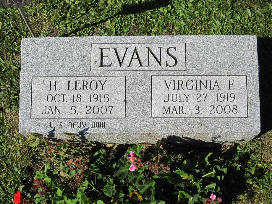 Howard Leroy Evans
