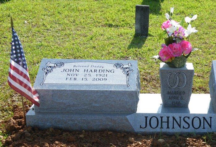 John Harding Johnson