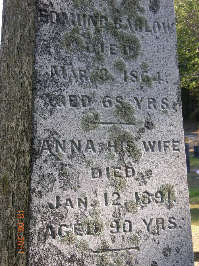 Anna Barlow