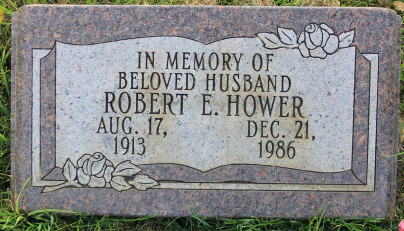 Robert E Hower