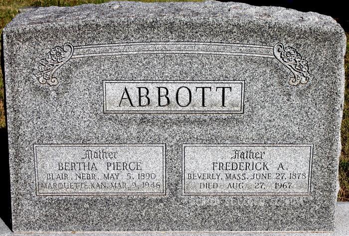 Frederick A. Abbott