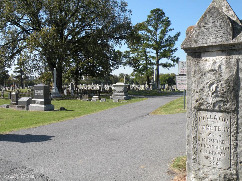 Gallatin City Cemetery