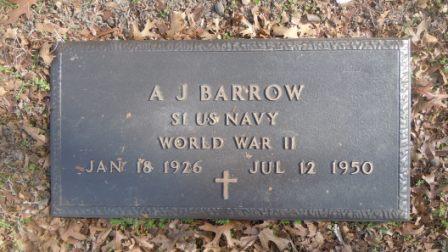 A J Barrow