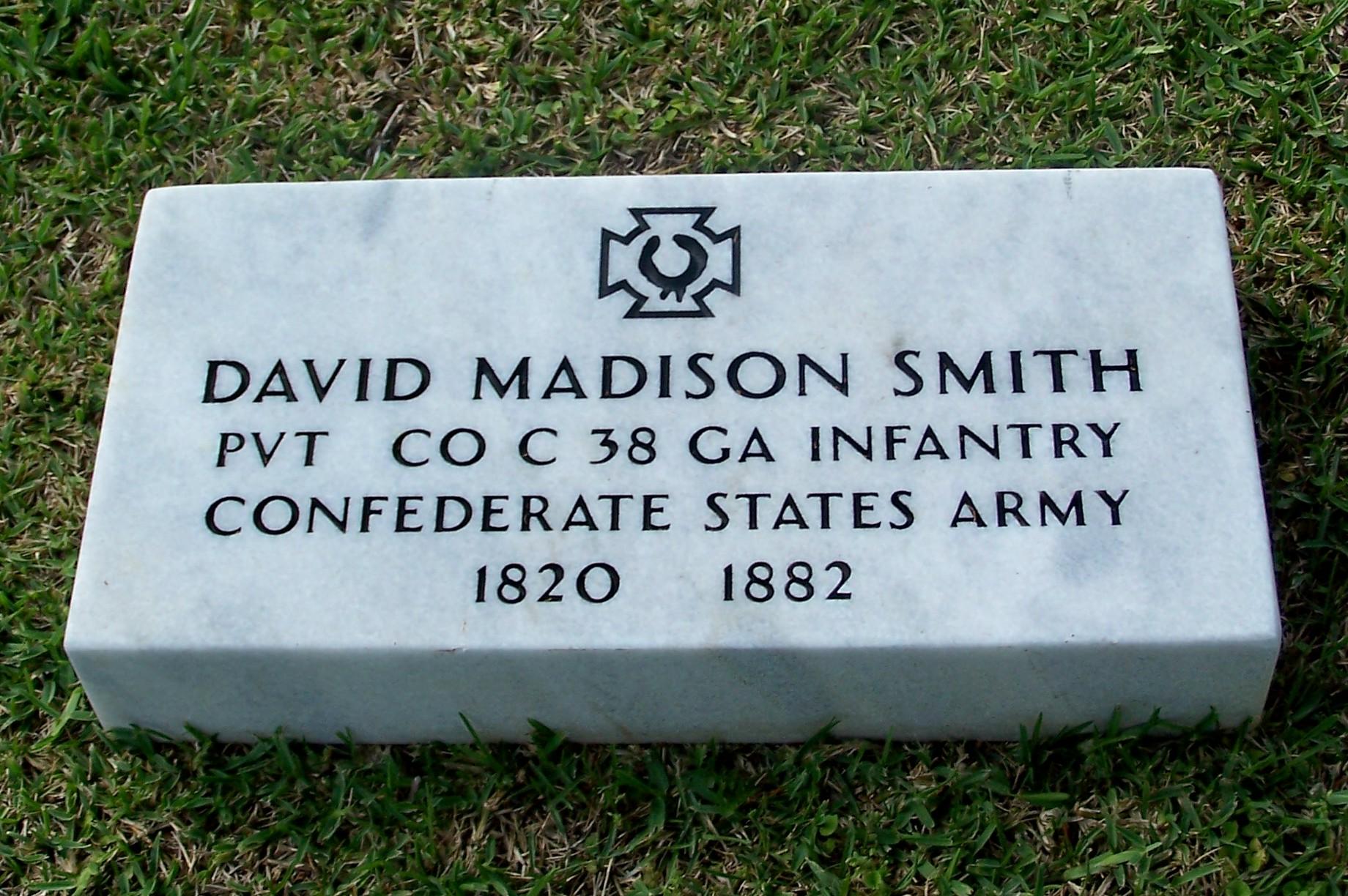 David Madison Smith
