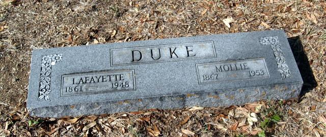 Lafayette Lee Duke