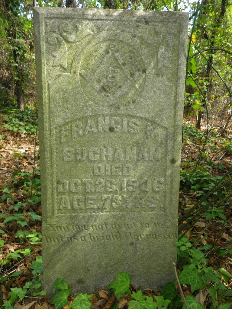 Francis Marion Buchanan