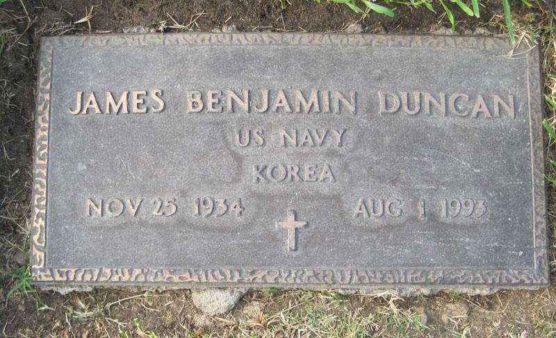 James Benjamin Duncan