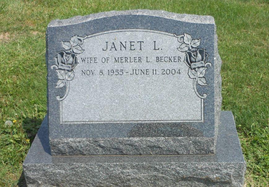 Janet L Becker