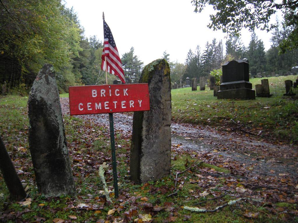 Brick School Cemetery