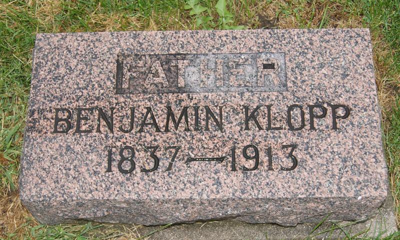 Benjamin Klopp