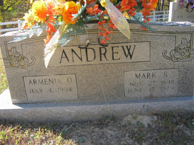 Armenia O. Andrew