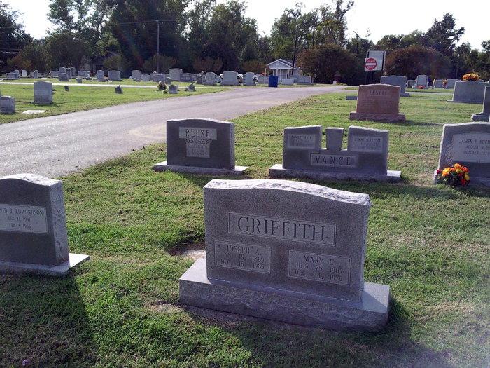 Mary Frances C. Griffith