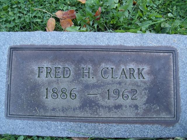 Fred Hoagland Clark