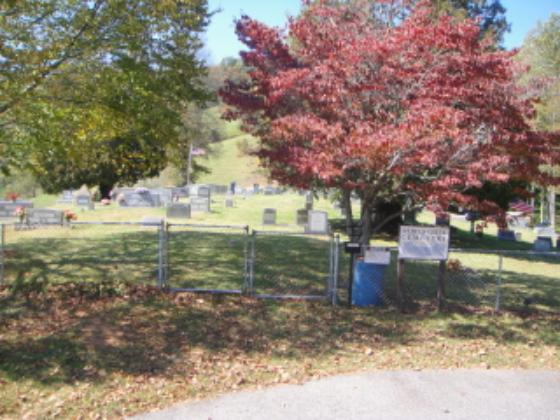 Rebels Creek Cemetery