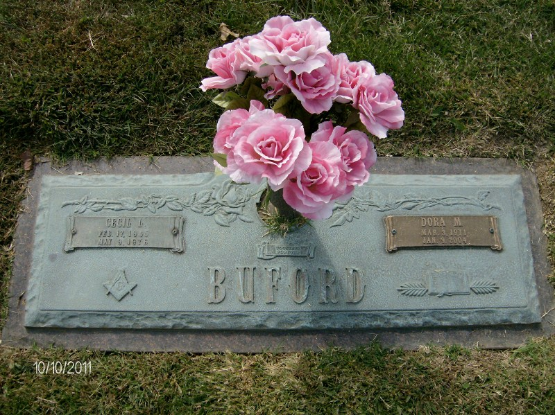 Cecil Leon Buford