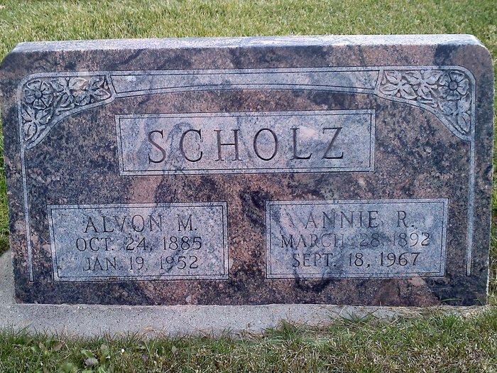 Annie Rozella <i>Wirth</i> Scholz