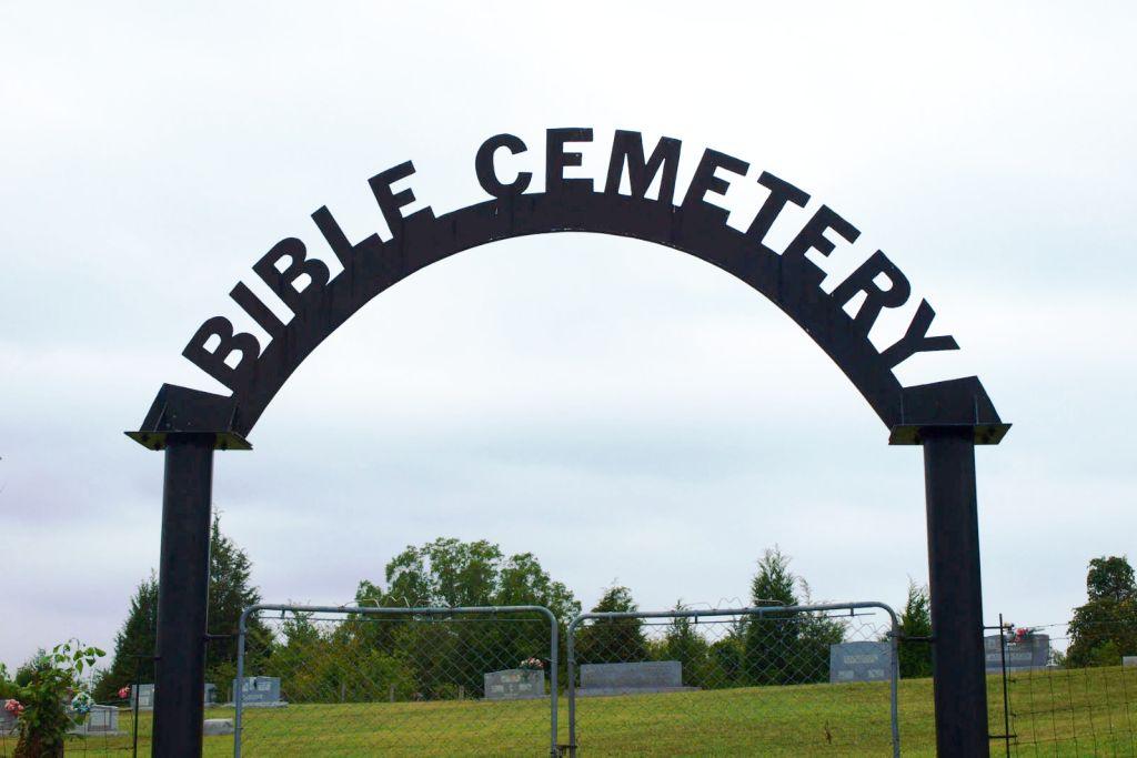 Bible Cemetery