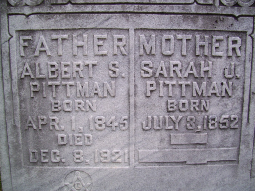 Albert Singleton Pittman