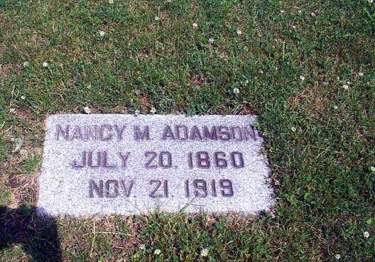 Nancy M. Adamson