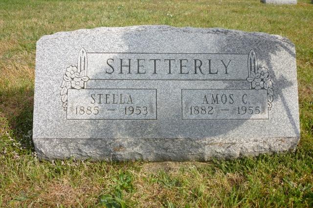 Amos C. Shetterly