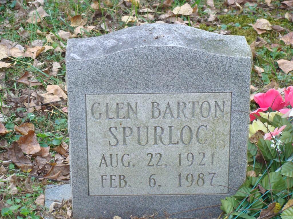 Glen Spurloc Barton