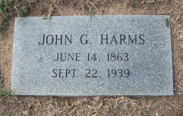 Johann G. John Harms