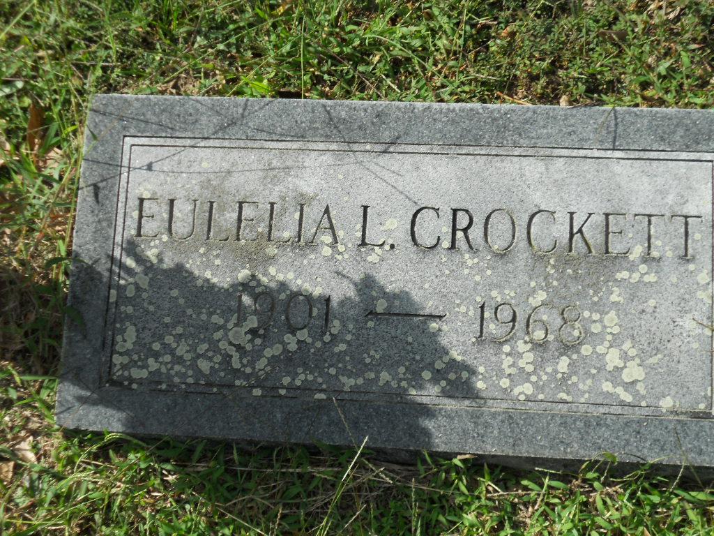 Eulelia Lucy Crockett