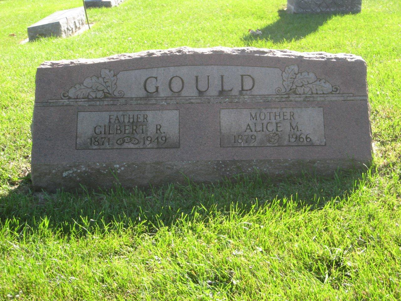 Gilbert R. Gould