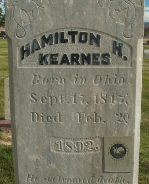 Hamilton Henry Kearnes