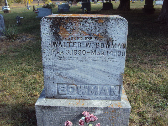 Walter William Bowman